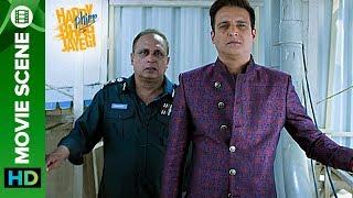 Oye Happy Phir Bhag Gayi - Jimmy Shergill & Piyush Mishra