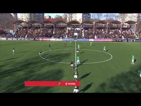 Höjdpunkter: AIK - Jönköpings Södra 2-2
