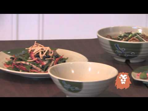 Traditional Japanese Melamine Dishes
