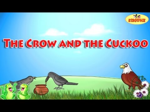 The Crow and The Cuckoo || Moral Stories || Animated Stories in English