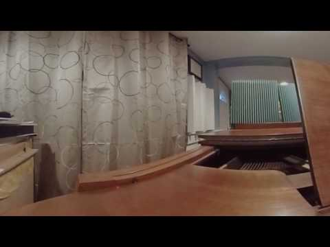 Let It Be Piano Cover (360 Video) Feb 2017