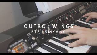 "BTS (방탄소년단) ""OUTRO : Wings"" - Piano Cover"