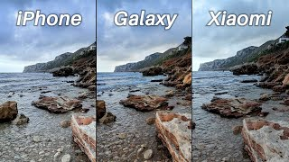 iPhone 12 Pro Max Vs Samsung Galaxy Vs Mi 10 Ultra Camera Comparison