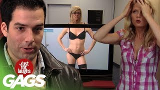 More Just For Laughs Sexy Pranks - Awesome