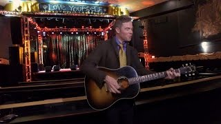 "Josh Ritter - ""Getting Ready To Get Down"" (Acoustic) - On the Road series from KXT 91.7 and Art&Seek"