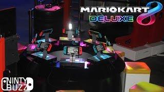 Mario Kart 8 Deluxe (Portable Mode)