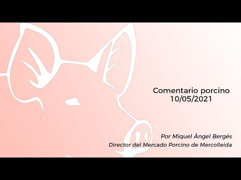 Comentario porcino - 10/05/2021