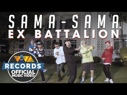 Sama Sama — Ex Battalion Sons Sons Of Nanay Sabel Ost Official Music Video