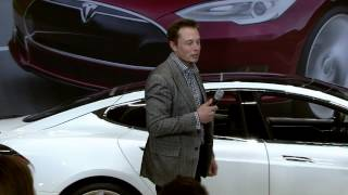 YouTube Video SLio4A13Ric for Product Tesla Model S Electric Sedan by Company Tesla in Industry Cars