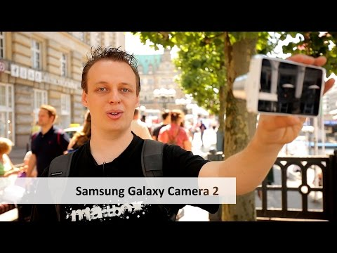 Samsung Galaxy Camera 2 | Kompaktkamera mit Android im Test [Deutsch]