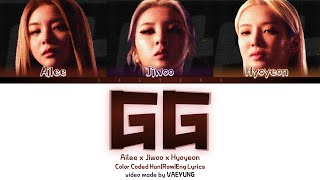GG (with AILEE & JIWOO)