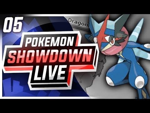 I. LOVE. ASH. GRENINJA. • Pokemon Showdown Live [OU]