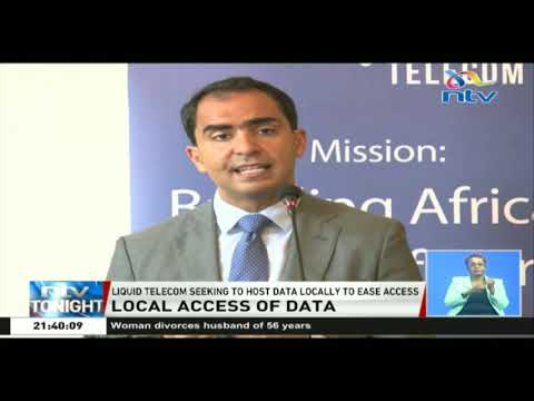 Liquid Telecom seeking to host data locally to ease access