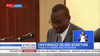 Onyango Oloo ashtakiwa katika sakata ya jengo la LBDA Kisumu