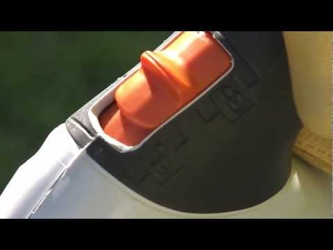 Stihl FSA 57 in Kerrville, Texas - Video 5