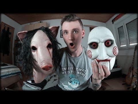 Saw - Pig Mask / Unboxing (German)