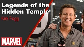 Legends of the Hidden Temple – Marvel LIVE! at NYCC 2016