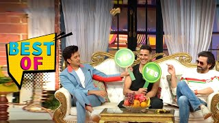 House-Full With Akshay, Riteish, Bobby And Chunky | Best of Uncensored |The Kapil Sharma Show