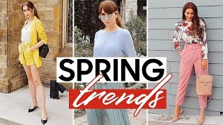 16 Fashion Trends That Are Easy to Wear   Spring / Summer 2019