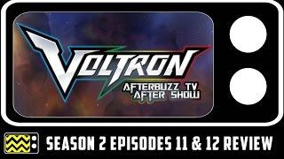 Voltron Legendary Defender Season 2 Episodes 11 & 12 Review w/ Neil Kaplan   AfterBuzz TV