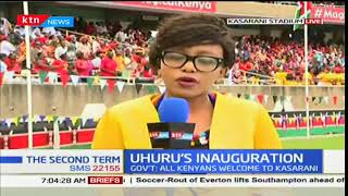 What to expect- Uhuru's inauguration at Kasarani stadium