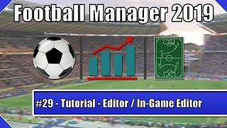 how to use fm 2019 ingame editor - TH-Clip