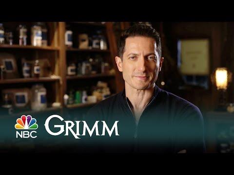 Grimm - Memorable Moments: Sasha Roiz (Digital Exclusive)