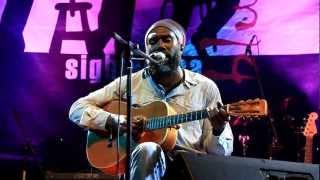 Corey Harris @ Sighișoara Blues 2012