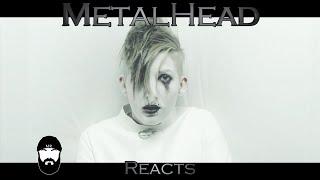 "METALHEAD REACTS to ""Shadows"" by Ward XVI"