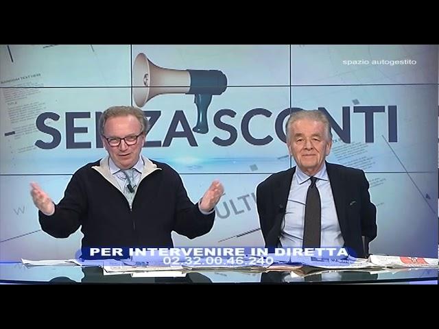 SENZA SCONTI DEL 18 02 19