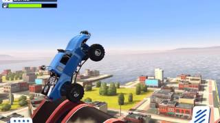 MMX HILL CLIMB DASH The Trophy Truck Gameplay Android / iOS