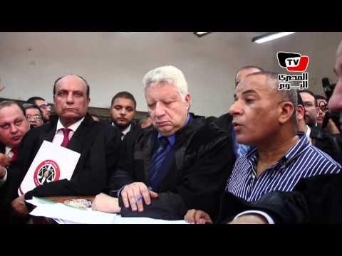 بيان أحمد موسى أمام المحكمة: «لم أكن في أي خصومة شتاماً آو لعاناً»