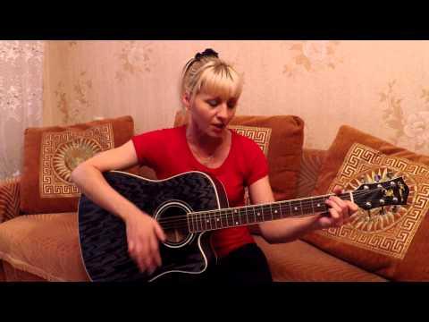 """Под гитару - Оксана (Игорь Погорелов """"Расписной"""")"""