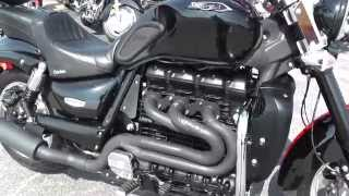 626127 - 2014 Triumph Rocket Lll - Used Motorcycle For Sale