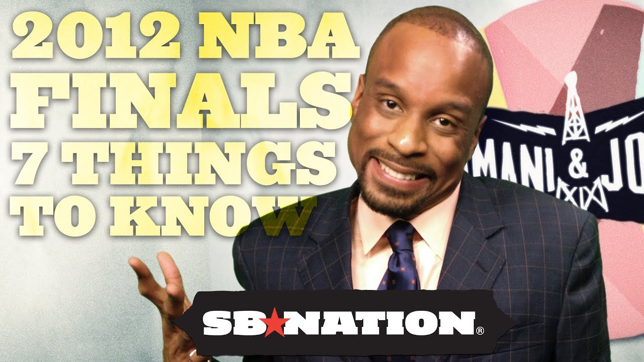 2012 NBA Finals: 7 Things You Need To Know - Bomani & Jones, Episode 23 thumbnail