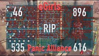 Ark Survival PVP Vs. Invictus & Supremacy The End Part 2