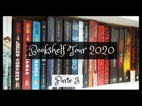 Bookshelf Tour 2020: Parte 3 | VEDA 15 | Um Livro e Só
