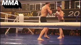 МАКСИМ ШВЕЦ vs УМАР Вахаев!!!  ММА