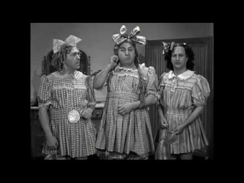 the three stooges nutty but nice