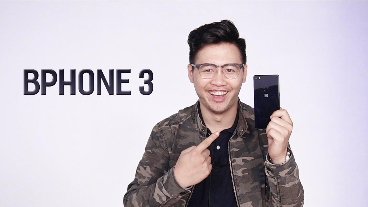 BPhone 3 - Chiếc điện thoại đầu tiên BKAV thực sự muốn bán