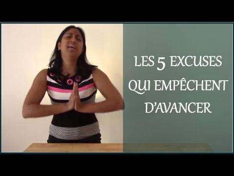 Les 5 excuses qui empêchent d'avancer