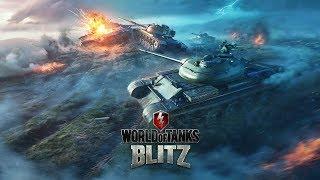 Играю в World of Tanks Blitz на PC #4 + ссылка на скачивание игры