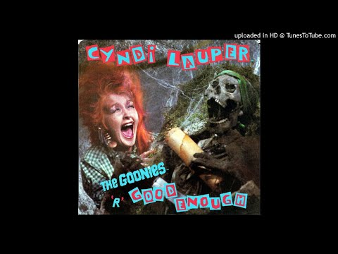 Cindy Lauper - The Goonies Good enough(Instrumental)