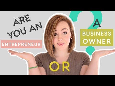 mp4 Entrepreneur Vs Business Owner, download Entrepreneur Vs Business Owner video klip Entrepreneur Vs Business Owner