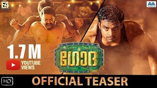 Official Teaser of Godha