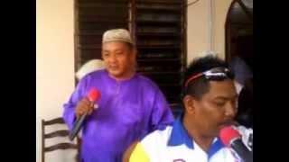 preview picture of video 'Majlis Perkahwinan di Pmtg Bogak,Kepala Batas 2/12/12 @ Karaoke 5'