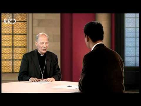 Mgr Pierre d'Ornellas - Diocèse de Rennes, Dol et Saint-Malo