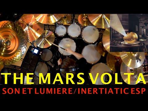The Mars Volta - Inertiatic Esp (DRUM COVER)