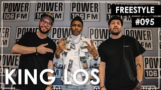 King Los Freestyle W/ The L.A. Leakers - Freestyle #095