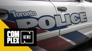 Two Toronto Officers Charged After Allegedly Taking Edibles On Duty